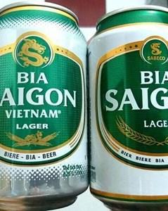Giám đốc làm 'nhái' 8.912 thùng bia Sài Gòn