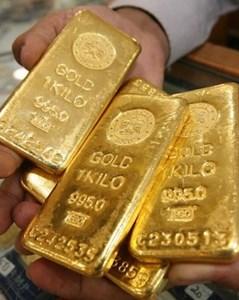 Ngày 24/9: Kết luận trong cuộc họp Fed khiến giá vàng thế giới tiếp tục đi xuống
