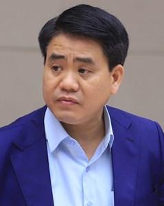 Xét xử kín vụ ông Nguyễn Đức Chung và đồng phạm chiếm đoạt tài liệu bí mật Nhà nước