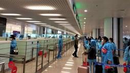 Dừng các chuyến bay thương mại từ nước ngoài