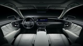 Lexus LS 500 và LS 500h 2021 được ra mắt tại Việt Nam - Ảnh 4