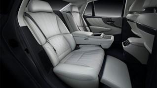 Lexus LS 500 và LS 500h 2021 được ra mắt tại Việt Nam - Ảnh 5