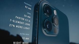 iPhone 12 chính thức ra mắt, thiết kế giống iPhone 4, giá từ 699 USD - Ảnh 1