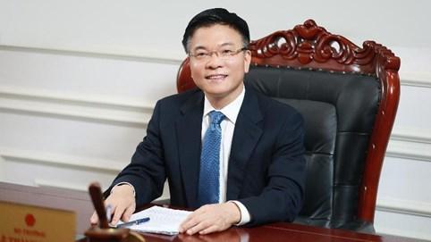 Thư của Bộ trưởng Lê Thành Long gửi cán bộ, phóng viên, cộng tác viên nhân dịp Kỷ niệm 35 năm ngày Báo Pháp luật Việt Nam ra số đầu tiên