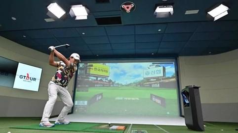 Trào lưu golf ảo tại Hàn Quốc