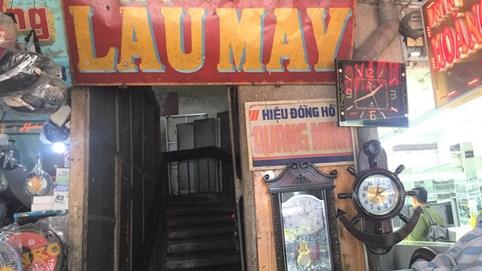 Lầu may chợ Đông Ba