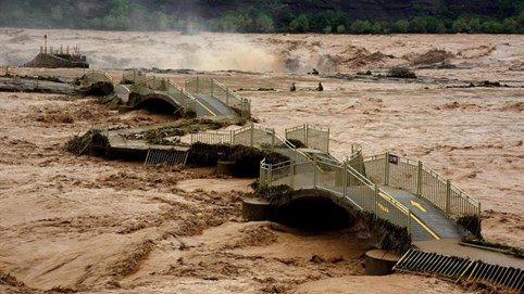Trung Quốc trước nguy cơ thiếu lương thực sau trận lụt lịch sử