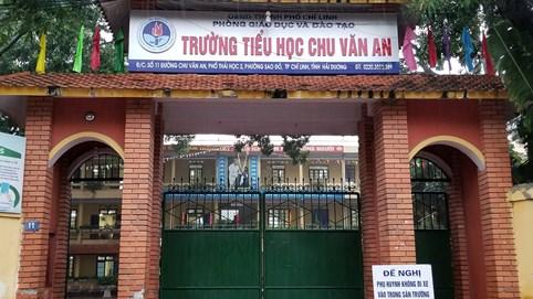 Học sinh tiểu học bị thu thuế VAT bữa ăn bán trú