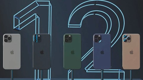 iPhone 12 có dung lượng pin tệ hại