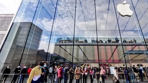 Trung Quốc quyết định thành bại của iPhone 12