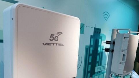 Sẽ thương mại hóa 5G bằng 100% thiết bị Việt Nam vào tháng 10/2020