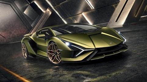 Lamborghini bí ẩn ra mắt tuần sau, hứa hẹn đi trước thời đại