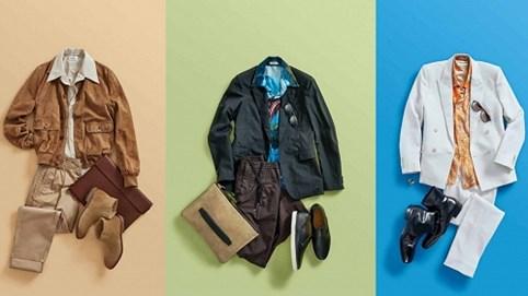 Bí quyết phối sơ mi họa tiết sặc sỡ phong cách mùa hè quý ông cần biết