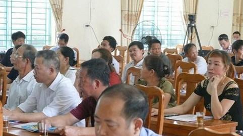 Phú Thọ: Người dân tố HTX điện Thạch Khoán ký khống, chốt công tơ sai