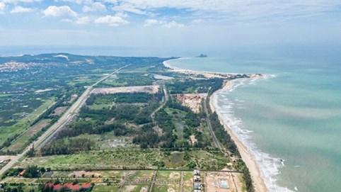 Bình Thuận sắp có siêu dự án 868ha