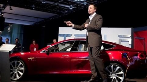 Giá trị vốn hóa của Tesla tăng kỷ lục 14 tỷ USD mỗi ngày