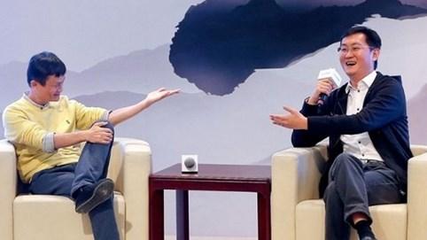 Ông chủ Tencent vượt qua Jack Ma trở thành tỷ phú giàu nhất Trung Quốc