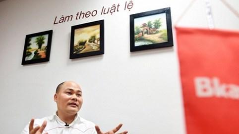 """Tên gọi Bphone bị đồn """"ăn theo""""  iPhone, CEO BKAV Nguyễn Tử Quảng nói gì?"""