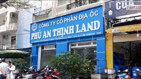 Tổng giám đốc Công ty Phú An Thịnh Land bị bắt