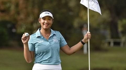 """Tuyển thủ golf Việt Nam lần thứ 4 đạt danh hiệu """"All-American Scholar"""" của Mỹ"""