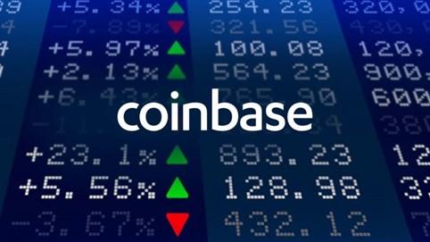 Chào sàn, cổ phiếu của Coinbase vượt xa giá tham chiếu