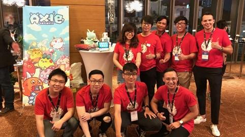 Start-up Việt sở hữu hệ sinh thái game NFT lớn nhất thế giới huy động thành công 7,5 triệu USD trong vòng gọi vốn Series A