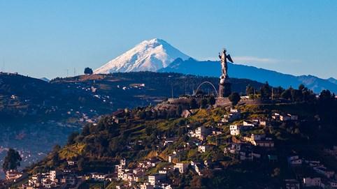 """Đất nước nhiều điều kì lạ Ecuador, món đặc sản là """"chuột lang chiên giòn"""", khách du lịch đến nơi đều """"say độ cao"""""""