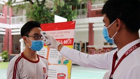 Hơn 1,74 triệu học sinh TP HCM trở lại trường ngày 1/3