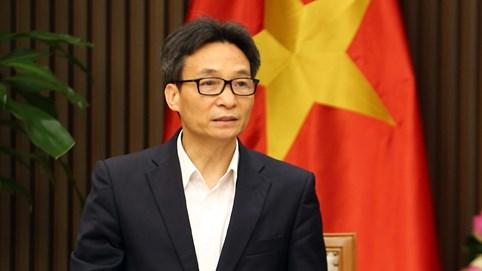 Phó Thủ tướng:  Việt Nam 'vẫn phải bao đê cho chặt'