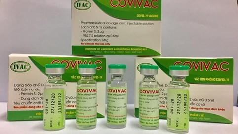 Việt Nam tiêm thử nghiệm vaccine Covid-19 thứ 2