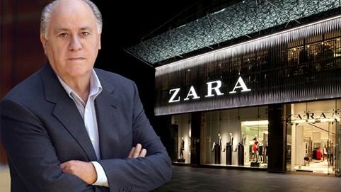Hồ sơ tỷ phú - Kỳ 8: Amancio Ortega - tỷ phú đi lên từ cơ hàn, khuynh loát làng thời trang bằng thương hiệu Zara