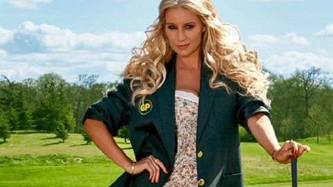 """Nữ golf thủ """"đốt mắt"""" nam giới - Kỳ 10: Belen Mozo - golfer quyến rũ nhất Tây Ban Nha"""