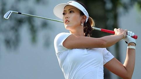 """Nữ golf thủ """"đốt mắt"""" nam giới - Kỳ 17: Michelle Wie - mỹ nhân """"tài sắc vẹn toàn"""" của làng golf Mỹ"""
