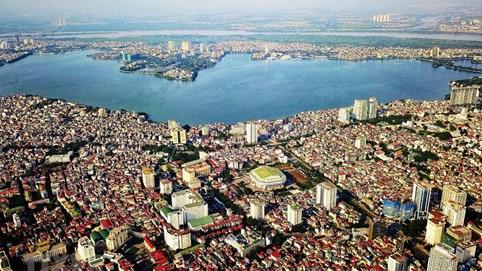 Hà Nội nỗ lực giảm thiểu ô nhiễm môi trường nước hồ Tây Hà Nội