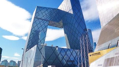"""Những công trình lóa mắt thế giới: Tòa tháp giống chữ U lộn ngược, sở hữu """"vòng quay 3 chiều"""" giữa đất trời"""