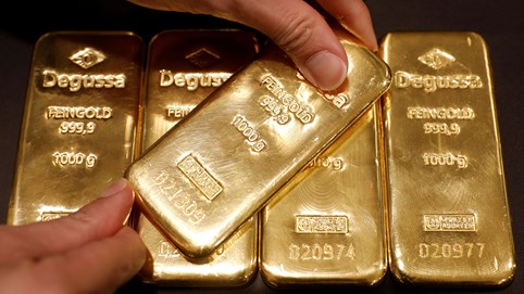 Vàng lên sát 51 triệu đồng/lượng