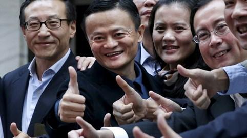 Vượt Facebook, Alibaba trở thành công ty giá trị thứ 6 thế giới