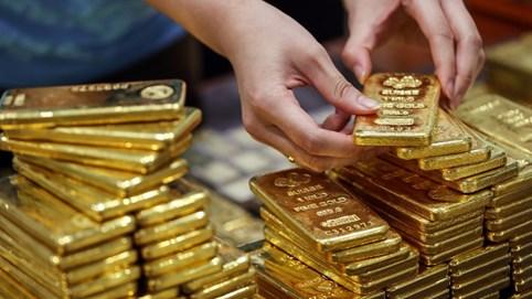 Phố Wall nhận định: Giá vàng sẽ tăng tiếp trong tuần này