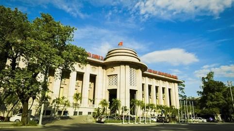 Ngân hàng Nhà nước hạ trần lãi suất cho vay ngắn hạn với ngân hàng ngoại