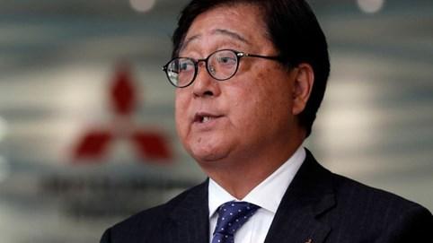 Chủ tịch Mitsubishi Motors từ chức vì 'lý do sức khỏe'