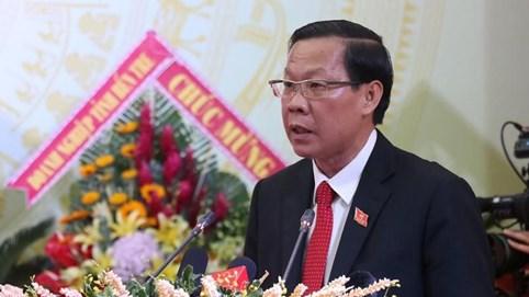 Ông Phan Văn Mãi làm Chủ tịch UBND TP HCM
