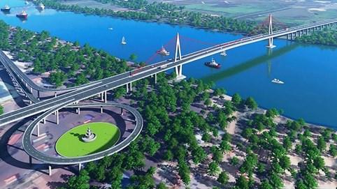 Hải Phòng sắp có cầu mới, tổng vốn đầu tư hơn 5.300 tỷ