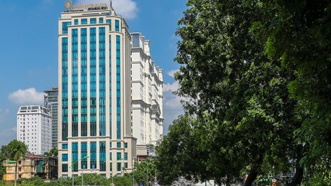 Khách sạn ở mặt đường Giảng Võ bỗng dưng bị rao bán giá nghìn tỷ, chủ sở hữu nói gì?