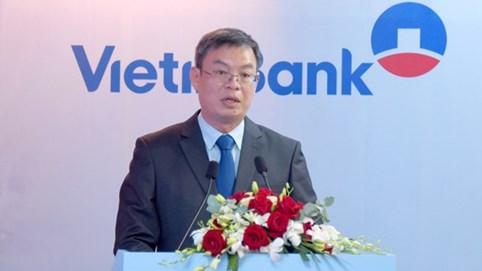 Ông Trần Minh Bình đại diện 40% vốn nhà nước tại VietinBank