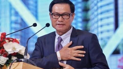Ông Nguyễn Bá Dương từ nhiệm Chủ tịch Coteccons sau 16 năm gây dựng công ty
