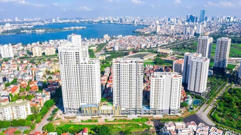 Thị trường căn hộ Hà Nội quý III/2021 giảm cả nguồn cung và lượng bán