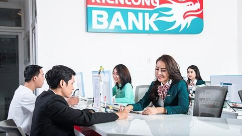 Cổ đông Kienlongbank sắp được nhận cổ tức bằng cổ phiếu, tỷ lệ 13%