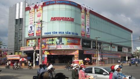 BIDV đấu giá khu đất gần 1.300 m2 đang thuê bởi siêu thị điện máy Nguyễn Kim