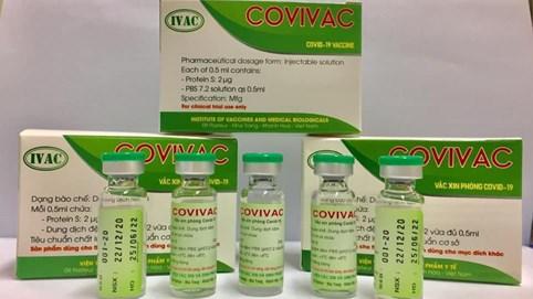 Mỗi liều vaccine Covivac của Việt Nam không quá 60.000 đồng