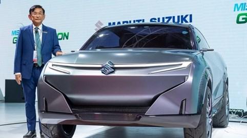 """Đến lượt Suzuki tham gia """"sân chơi"""" ô tô điện"""